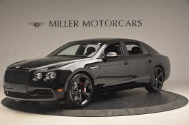matte black bentley flying spur 2017 bentley flying spur w12 s stock b1251 for sale near