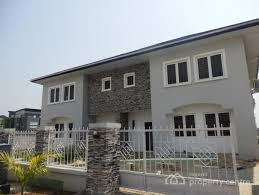 four bedroom house for sale newly built four bedroom semi detached house osapa