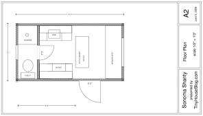 floor plans sonoma shanty