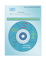 business continuity plan template download free documents for