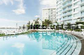 Wedding Venues South Florida Mondrian South Beach Waterfront Wedding Venue Miami South Beach