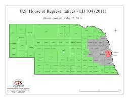 Map Of Counties In Nebraska Nebraska Legislature Maps Clearinghouse
