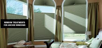 blinds shades u0026 shutters for arched windows village interiors