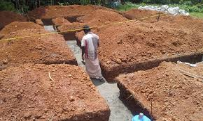 kerala house construction tips 2 setting out plan and digging