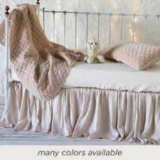 Silk Crib Bedding Set Bella Notte Baby Bedding Sets For Girls U0026 Boys Layla Grayce