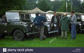 land rover 1998 land rover series 1 collectors john taylor and nick howard being