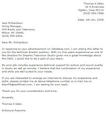 trainer cover letter