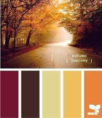 fall color pallette fall color palette 11400 fall colors scheme steval decorations