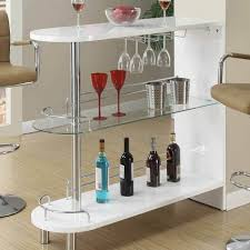 Next Bar Table Breakfast Bar Table Stools White High Gloss Type Kitchen