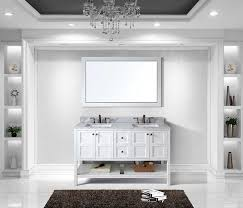 Bathroom Vanity Double Sink 72 by Bathroom Immaculate 60 Inch Double Sink Vanity For Magnficent