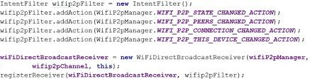 android wifi direct local networking in android wifi direct simplifying android
