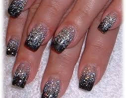 black red nail designs how you can do it at home pictures