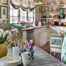 Cottage Chic Kitchen - 52 ways incorporate shabby chic style into every room in your home