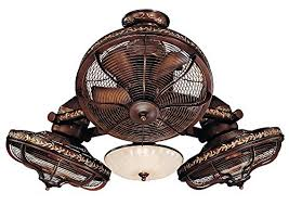 3 head ceiling fan 38 esquire rich bronze finish 3 head ceiling fan retro appliances