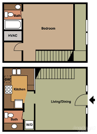 floor plans for cottages cottages at hefner road apartments for rent apartment locator