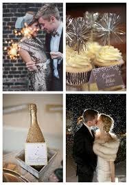 new years weddings 70 sparkling new year wedding ideas happywedd
