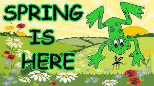 spring songs for children spring is here with lyrics kids