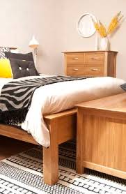 Bedroom Furniture Norwich Naples Solid Oak Blanket Box Large Better Furniture Norwich