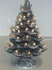 ceramic light up christmas tree ceramic christmas tree ebay