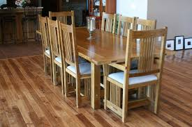 Stickley Dining Room Furniture Stickley Dining Room Table U0026 Chairs Finewoodworking