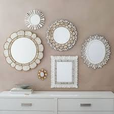 mirrors decoration on the wall 25 best ideas about mirror wall art