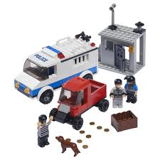 lego police jeep instructions wilko blox police and robbery medium set at wilko com