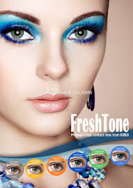 coloured contact lenses halloween made in korea fresh tone sea green coloured contact lenses buy