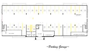 basement parking lot floor plan luxury fireplace modern of ripping