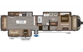 Montana Fifth Wheel Floor Plans 2018 Keystone Montana Fifth Wheel 3811ms Holiday World Of League