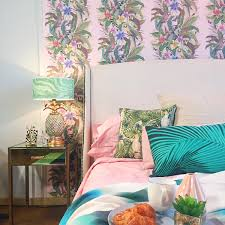 trend how to design a tropical bedroom u2013 sophie robinson
