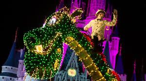 electric light parade disney world inside disney parks new main street electrical parade povs live