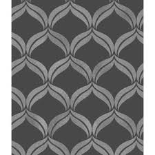 geometric wallpaper u0026 pattern wallpaper wayfair co uk
