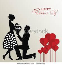 Design For Valentines Card Vector Background Greeting Card Design Valentines Stock Vector