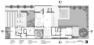 astonishing courtyard modern house plans gallery best idea home