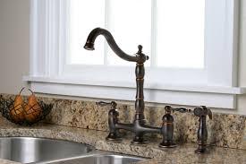 bronze faucets for kitchen black kitchen sink faucets spurinteractive com