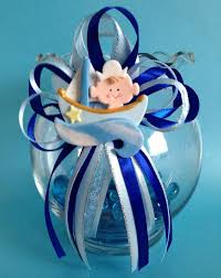 baby shower fish bowl centerpieces 9872
