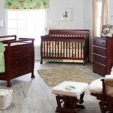 Baby Crib And Dresser Combo by Bedroom Interesting Nursery Design With Target Baby Cribs And