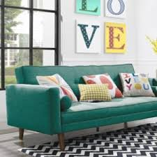 How To Clean Linen Sofa How To Make A Pull Out Sofa Bed More Comfortable Overstock Com