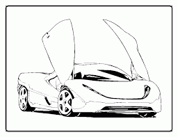 free cars coloring pages coloring
