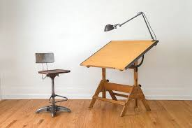 Keuffel Esser Drafting Table Vintage Industrial Anco Bilt Drafting Table Vintage Finds