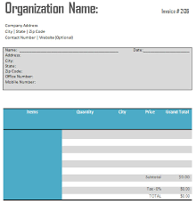 download free blank invoice template microsoft word invoice selimtd
