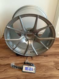 porsche silver powder coat brand new concave forged track wheels huge discounts page 4
