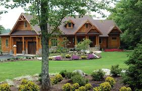 one story cottage style house plan rustic craftsman plans small s