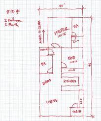 20 X 30 House Plan Omahdesignsnet 32 Foot Wide Home Designs Kunts 32 X 30 House Plans