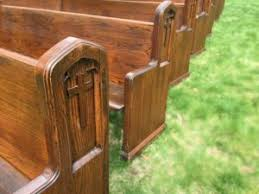 Church Benches Used Rent Church Pews For Weddings The Pew Depot