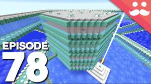 captainsparklez fiat hermitcraft 5 episode 78 huge villager farms youtube