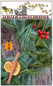 femme au foyer another baltic christmas orange you glad it u0027s day 7