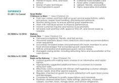Server Resume Samples by Remarkable Mba Resume Sample 1 Mba Resume Template 11 Free Samples