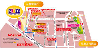 Mtr Map Kitec Kowloonbay International Trade U0026 Exhibition Centre
