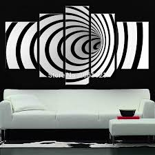 popular pop art designs buy cheap pop art designs lots from china science fiction decoration modern design black white wall art paintings on canvas unique lines pop art